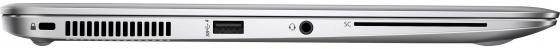 """Ноутбук HP EliteBook 1040 G3 14"""" 1920x1080 Intel Core i5-6300U 512 Gb 16Gb 4G LTE Intel HD Graphics 520 серебристый Windows 7 Professional + Windows 10 Professional V1A91EA"""