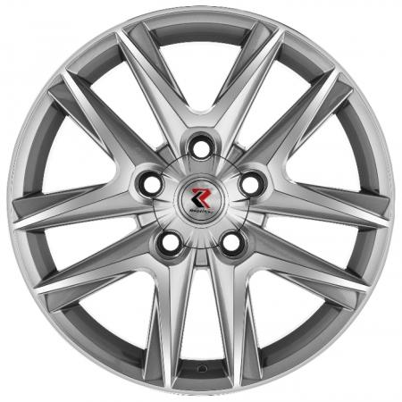 Диск RepliKey Lexus LX570 RK5153 8xR18 5x150 мм ET60 GMF литой диск replica fr lx97 8 5x20 5x150 d110 2 et60 bmf