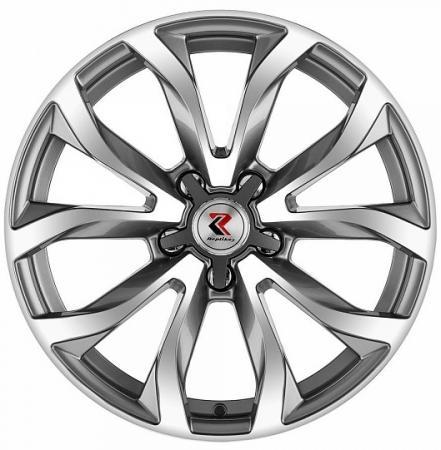 Диск RepliKey Audi Q5 RK684H 8xR18 5x112 мм ET39 GMF литой диск replica fr lx 98 8 5x20 5x150 d110 2 et54 gmf