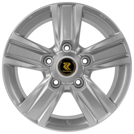 Диск RepliKey Toyota Land Cruiser 200 RK YH5061 8xR18 5x150 мм ET60 S литой диск replica fr lx97 8 5x20 5x150 d110 2 et60 bmf