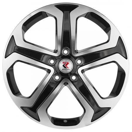 Диск RepliKey Nissan X-Trail RK L30A 7xR18 5x114.3 мм ET40 BKF цена