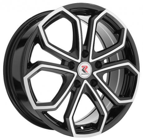 Диск RepliKey Chevrolet Cruze RK5089 7xR17 5x105 мм ET39 BKF диск replikey opel astra turbo zafira turbo rk5089 7xr17 5x115 мм et41 bkf