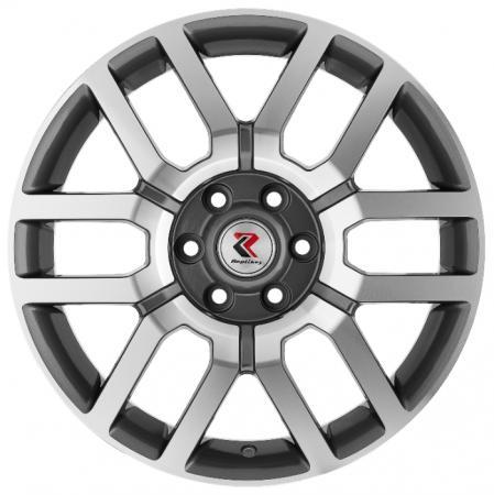 Диск RepliKey Nissan Pathfinder RK345 7xR17 6x114.3 мм ET30 GMF литой диск replica fr ty141 7 5х18 5х114 3 d60 1 ет45 gmf