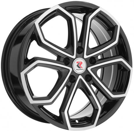 Диск RepliKey Opel Astra RK5089 7xR17 5x105 мм ET39 BKF литой диск replica legeartis concept a513 9x20 5x112 d66 6 et39 bkf