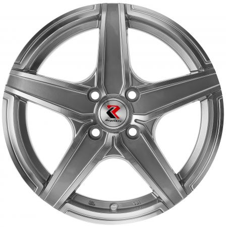 yst x 15 6 5x16 5x112 et50 d57 1 mbf Диск RepliKey Nissan Almera New RK5087 6xR15 4x100 мм ET50 GMF
