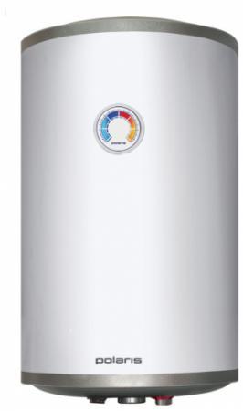Водонагреватель накопительный Polaris RMP-50V 50л 2кВт белый цена и фото