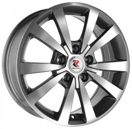 Диск RepliKey Volkswagen Tiguan RK L24A 6.5xR16 5x112 мм ET33 GMF replica legeartis mb71 7x16 5x112 d66 6 et33 gmf