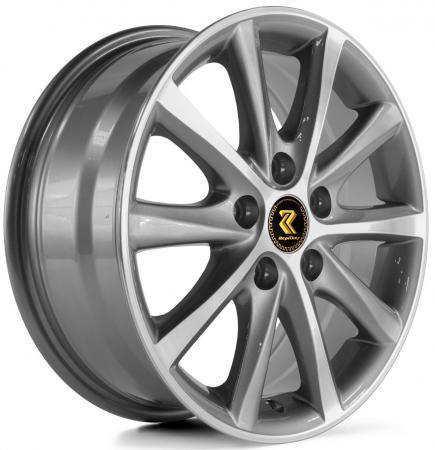 Диск RepliKey Toyota Corolla/Camry RK9178 6.5xR16 5x114.3 мм ET45 GMF штампованный диск magnetto wheels toyota corolla 6 5 r16 5x114 3 d60 1 et45 black