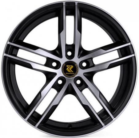 Диск RepliKey Volkswagen Golf RK9548 7xR16 5x112 мм ET45 DBF холодильник pozis rk 139 w