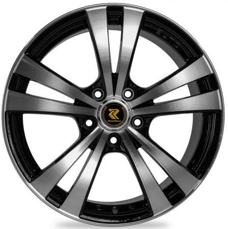 Диск RepliKey Chevrolet Orlando RK9553 7xR16 5x115 мм ET41 BKF диск replikey opel astra turbo zafira turbo rk5089 7xr17 5x115 мм et41 bkf