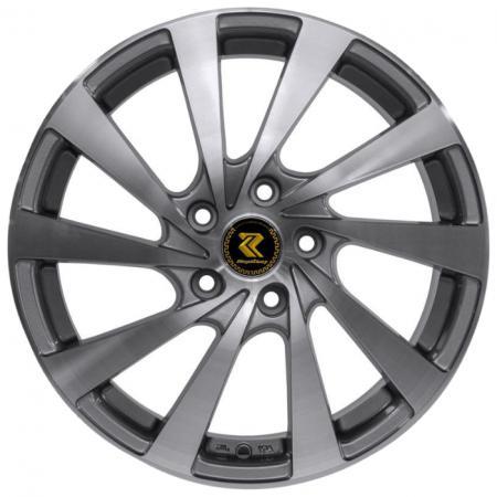 Диск RepliKey Hyundai i30 RK9126 6.5xR16 5x114.3 мм ET50 GMF литой диск replica fr fd105 6 5x16 5x108 d63 4 et50 gmf