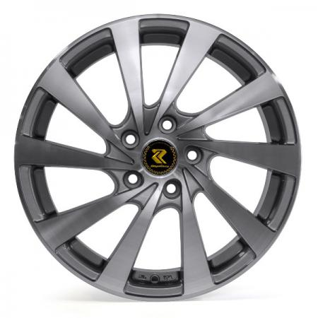 Диск RepliKey Mazda 6 RK9126 7xR17 5x114.3 мм ET50 GMF литой диск replica fr fd105 6 5x16 5x108 d63 4 et50 gmf