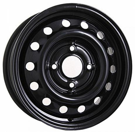 Диск Magnetto VW Jetta 16006 AM 6.5xR16 5x112 мм ET50 Black литой диск replica vw 561 6 5x16 5x112 d57 1 et33 s