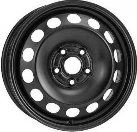 Диск Magnetto Nissan Juke/Qashqai 16007 AM 6.5xR15 5x114.3 мм ET40 Black nissan juke аксессуары купить в ростове