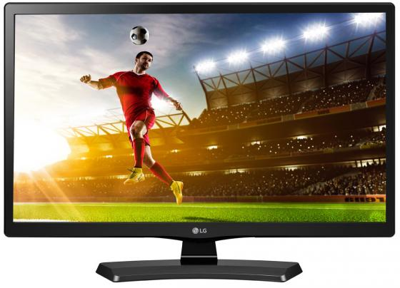 Телевизор 20 LG 20MT48VF-PZ черный 1366x768 USB HDMI телевизор 28 lg 28mt42vf pz hd 1366x768 usb hdmi черный