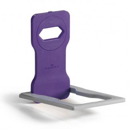 Держатель Durable Varicolor 7735-12 для смартфонов фиолетовый durable varicolor orange держатель для мобильного телефона