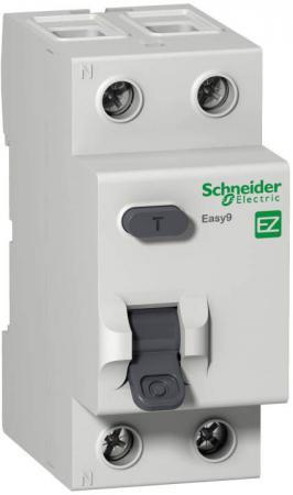 Выключатель дифференциального тока Schneider Electric EASY 9 2П 25А 10мА AC EZ9R14225