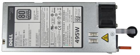 Блок питания 2U 495 Вт DELL 450-AEBM блок питания сервера dell 450 aeie 500w 450 aeie