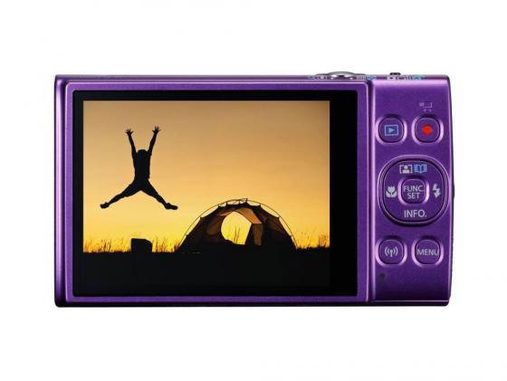 Фотоаппарат Canon Ixus 285HS 20Mp 12xZoom фиолетовый цена и фото