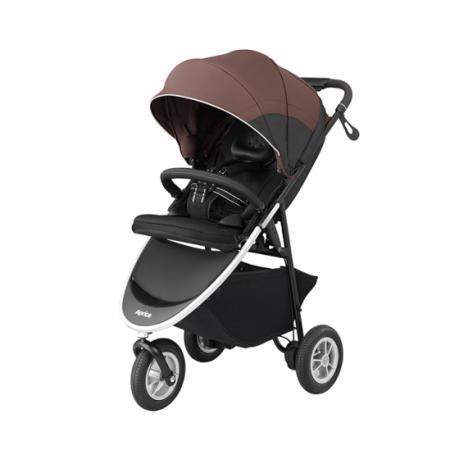 Прогулочная коляска Aprica Smoove (коричневый)