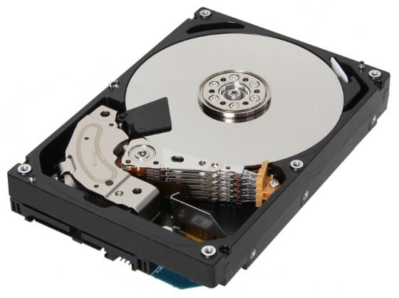 Жесткий диск 3.5 2 Tb 7200rpm 128Mb cache Toshiba Enterprise Capacity SATA III 6 Gb/s MG04ACA200E жесткий диск 3 5 2 tb 5700rpm 64mb cache toshiba video streaming v300 sata iii 6 gb s hdwu120uzsva