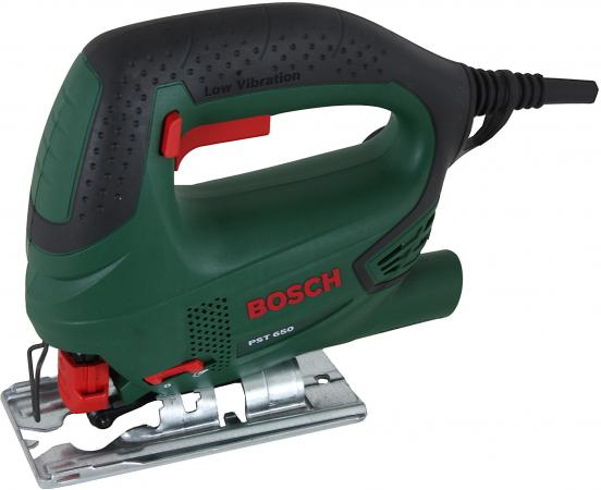Лобзик Bosch PST 650 БЗП Вт лобзик bosch pst 650 06033a0720
