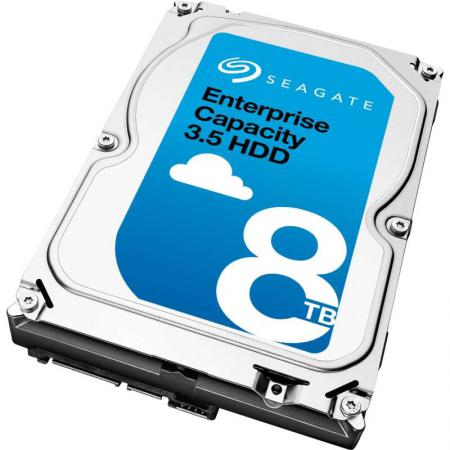 Жесткий диск 3.5 8Tb 7200rpm SAS Seagate ST8000NM0075 жесткий диск seagate original sas 2tb st2000nm0023 constellation es 3 7200rpm 128mb 3 5