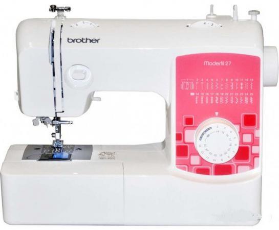 Швейная машина Brother ModerN27 белый все цены