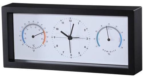 Термометр Hama TH33- черный 00123151