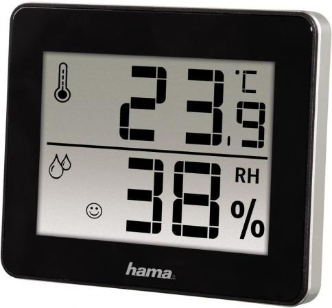 цена на Термометр Hama TH-130 черный 00136261