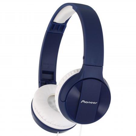 Наушники Pioneer SE-MJ503-L синий наушники pioneer se cl522 l