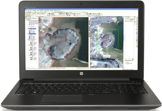 Ноутбук HP ZBook 15 G3 15.6 1920x1080 Intel Core i7-6820HQ 256 Gb 8Gb nVidia Quadro M2000M 4096 Мб черный Windows 7 Professional + Windows 10 Professional T7V55EA ноутбук hp zbook 15 g3 y6j59ea y6j59ea