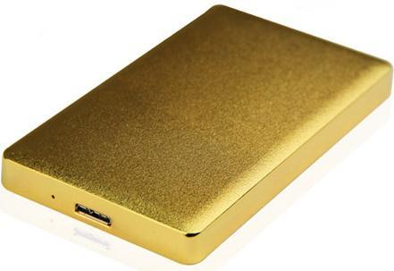 Внешний контейнер для HDD 2.5 SATA AgeStar 31UB2A15 USB3.1 золотистый mobile rack agestar sr3p sw 3f sata black
