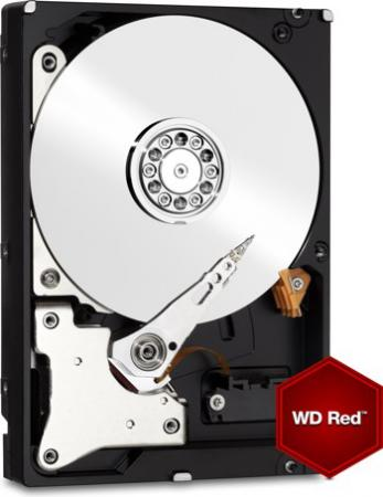 Жесткий диск 3.5 8 Tb 5400rpm 128Mb cache Western Digital Red SATAIII WD80EFZX