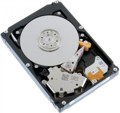Жесткий диск 2.5 SAS 10000rpm 1.2Tb 128Mb Toshiba AL14SEB120N картридж hp c9391ae 88xl cyan для officejet pro k550 k5400 l7580 l7680 l7780