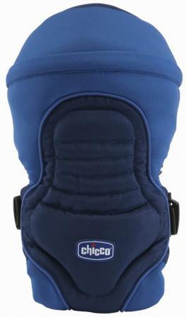 Сумка-кенгуру Chicco Soft&Dream (blue) сумка спортивная all out westend blue dream check желтый розовый голубой черный 00129224