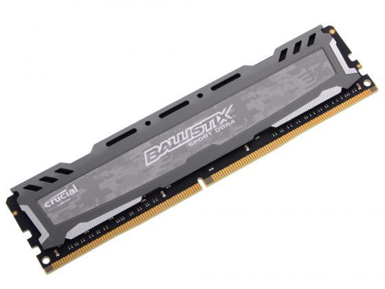 Оперативная память 16Gb PC4-19200 2400MHz DDR4 DIMM Crucial BLS16G4D240FSB цена