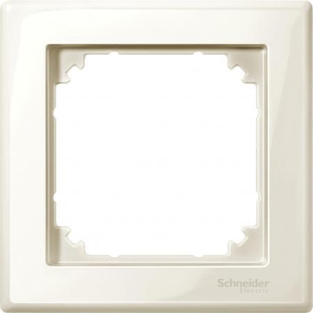Рамка 1 пост белый Schneider Electric MTN515125