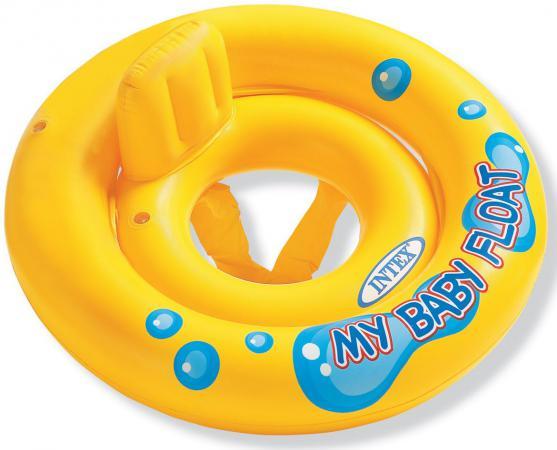 Круг-лодка с трусами 69 см Intex 59574NP лодка intex challenger 1 68365