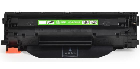Тонер Картридж Cactus CS-CE278AD черный x2уп. для HP LJ P1566/P1606w тонер картридж hp 55x ce255xd черный x2уп для hp lj p3015d p3015dn p3015n p3015x 25000стр