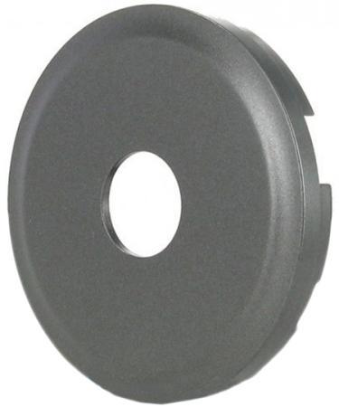 Лицевая панель Legrand Celiane для ТВ розетки графит 67982