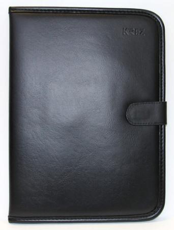 Чехол KREZ для планшетов 10 черный L10-701BG