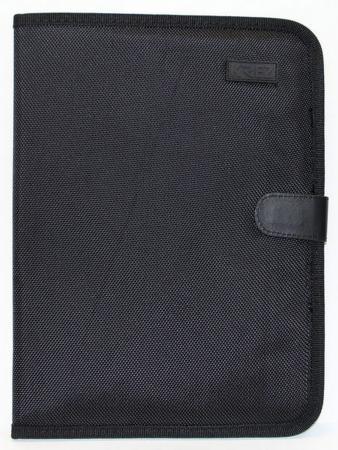 Чехол KREZ для планшетов 10 черный L10-702B