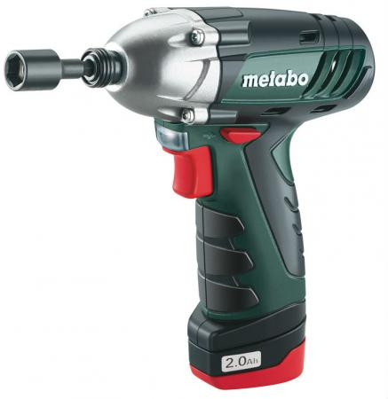 Гайковерт Metabo PowerMaxx SSD 600093500 акк гайковерт metabo powermaxx ssd без акк и зу