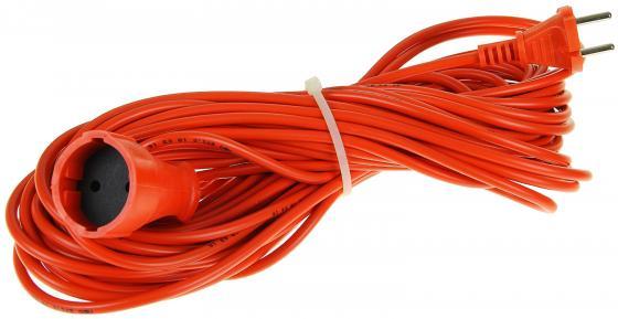 Удлинитель Эра UP-1-2x1.0-20m 1 розетка 20 м красный