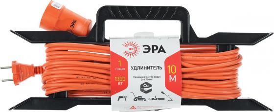 Удлинитель Эра UF-1-2x0.75-10m 1 розетка 10 м оранжевый конденсатор mundorf tubecap 600 vdc 30 uf