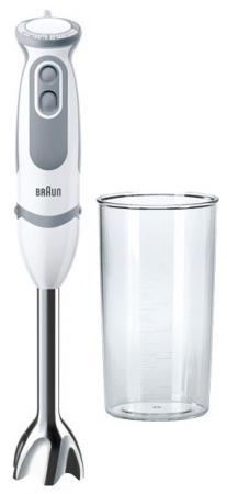 Блендер погружной Braun MQ 5000 Soup 750Вт белый