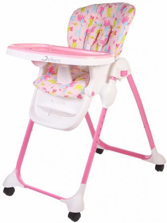 Стульчик для кормления Jetem Bon Appetit (светло-розовый/WPDP) стульчик для кормления jetem magic field and garden