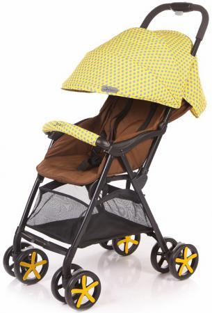 Прогулочная коляска Jetem Carbon (жёлтый/JHSJ) jetem прогулочная коляска fit jetem