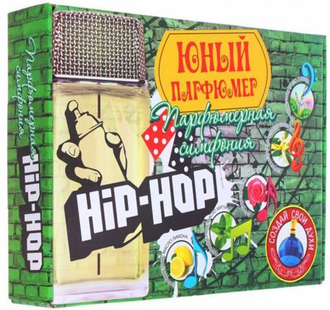 Набор для создания духов Инновации для детей Парфюмерная симфония - Хип-хоп от 3 лет 720 comic note скетчбук для создания собственного комикса